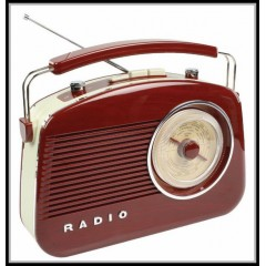 RETRO RADIO KONIG