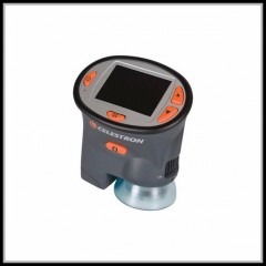 MICROSCOPIO DIGITALE PORTATILE CON LCD