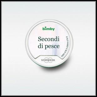 SECONDI DI PESCE STICK BIMBY