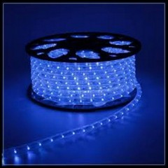 TUBO LUMINOSO A LED BLU