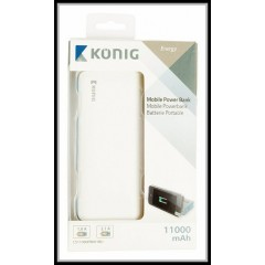 MOBILE POWER BANK KONIG