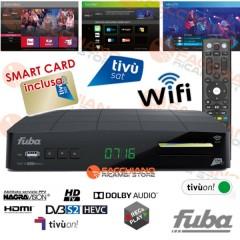 DECODER TIVUSAT HD TERZA GENERAZIONE ODE715 DV3S2 HEVC