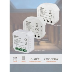 Modulo switch Dimmer WiFi