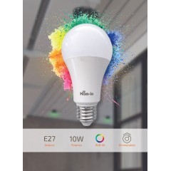 Lampadina Smart WiFi RGB-White