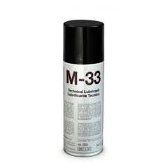 M-33 LUBRIFICANTE TECNICO DUE-CI Electronic