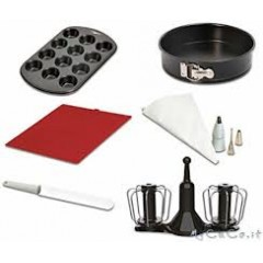 Set Pasticceria Companion originale Moulinex