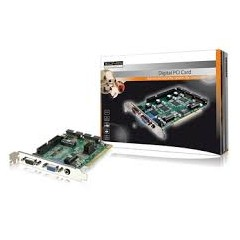 Scheda per controllare le immagini della videocamera dal PCI