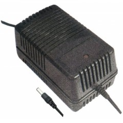 ALIMENTATORE AC-AC 9-24VAC 1A CON PLUG 5.5 *2.5 MM MKC POWER MKC-230924V