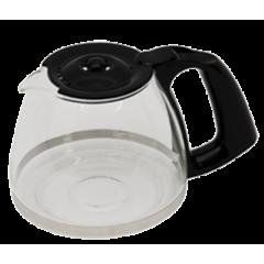 Caraffa con coperchio nero, FH900110, originale Moulinex