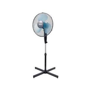 Ventilatore con piantana nero S40P ARDES, Pala 40Cm