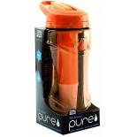 Borraccia acqua fresca e filtrata EZ-Freeze Pure, Arancione