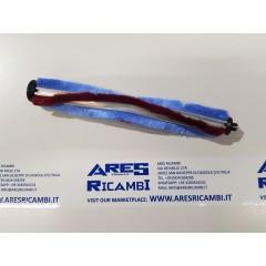 Ariete AT5186037600 Rullo setole spazzola scopa elettrica 2363 e 2367 Cordless
