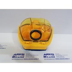 Rowenta RS-RT900110 contenitore polvere giallo aspirapolvere Compacteo Cyclonic