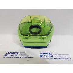 Rowenta RS-RT900140 contenitore polvere verde aspirapolvere Compacteo Cyclonic