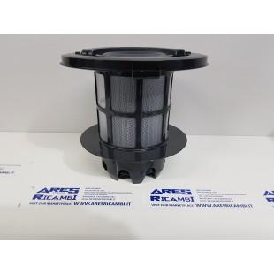 Bosch 00708278 portafiltro + filtro per aspirapolvere serie Relaxx'x e BGS5