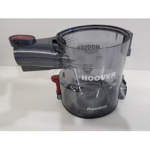 Hoover contenitore polvere tasto rosso 48021902 per scopa elettrica modello FD22RP011 FREEDOM, FD22G 011