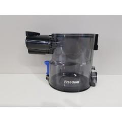 Hoover contenitore polvere 48024440 per scopa elettrica modello FD22BE011 39400390, FD22L011 39400317, FD22L012 39400380