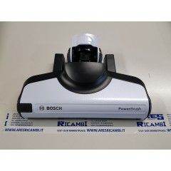 Bosch Spazzola bianca 11039041 per scopa elettrica FLEXXO 25.2V, Mod BBH32551