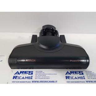 Bosch Spazzola nera 11039031 per scopa elettrica FLEXXO 21.6V, Mod BBH32101