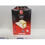 Hoover H59 Confezione da 5 sacchetti per scopa Athyss Junior