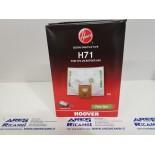 Hoover H71 confezione da 4 sacchetti per aspirapolvere Freespace Evo