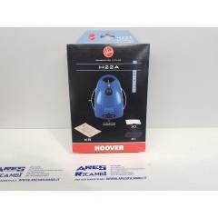 Hoover H22A confezione da 5 sacchetti per aspirapolvere Microspace, Micropower
