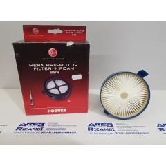 Hoover S99 filtro pre-motore per scopa elettrica SINUA