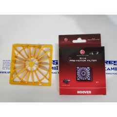 Hoover S114 Filtro pre-motore per aspirapolvere: TELIOS PLUS