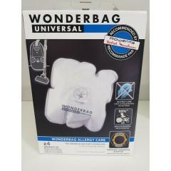 Rowenta WB484720 Confezione da 4 Sacchetti Wonderbag Allergy Care
