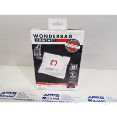 Rowenta WONDERBAG Compact WB305120 Confezione da 5 sacchetti universali