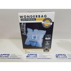 Rowenta WONDERBAG WB406120 Confezione da 5 sacchetti universali