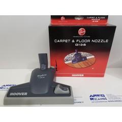 Hoover G136 Spazzola per pavimenti e tappeti adatta alla scopa ARYA