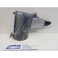Bosch 12023466 contenitore polvere originale grigio senza filtro scopa Unlimited 6 E 8