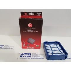 Hoover S104 Filtro Hepa per aspirapolvere a traino Xario Green Ray
