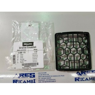 Miele 4695110 Griglia portafiltro adatto a tutte le scope elettriche ex AirClean SF-AAC10