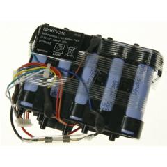 Bosch 12026553 Pacco Batterie originale 21.6V Li-ion per scopa READYY 21.6V