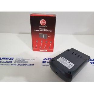 Hoover 39800043 Batteria litio originale scopa elettrica RHAPSODY RA22