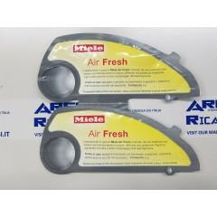 Miele AIR-FRESH Due bustine deodorante per aspirapolvere