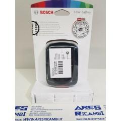 Bosch 17006127 Accumulatore batteria 3.0Ah per tutti gli elettrodomestici a 18V tra cui scopa Unlimited 6, 8