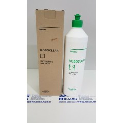 Folletto KOBOCLEAR Detergente per vetri 750 ML