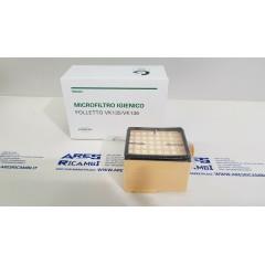 Folletto Microfiltro Igienico originale per VK135/VK136