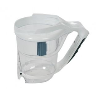 Rowenta RS-2230001490 contenitore polvere bianco per scopa Air Force flex 560 RH947, TY947