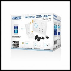 WIRELESS GSM ALARM  EMINENT
