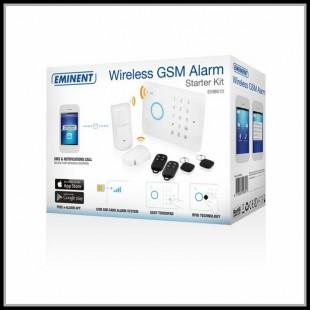 WIRELESS GSM ALARM  EMINENT